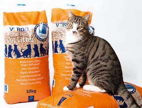 Verdo Cat Litter
