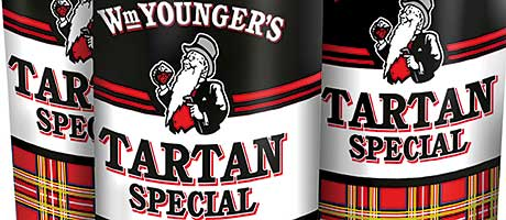 Tartan returns