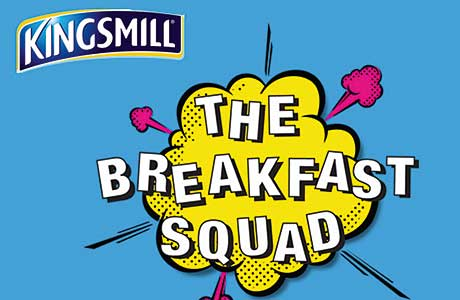 Daily bread – informing kids of the benefits of a nutritious breakfast