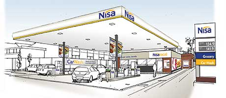 Put a Nisa in your tank