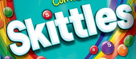 Skittles get the Wonka treatment