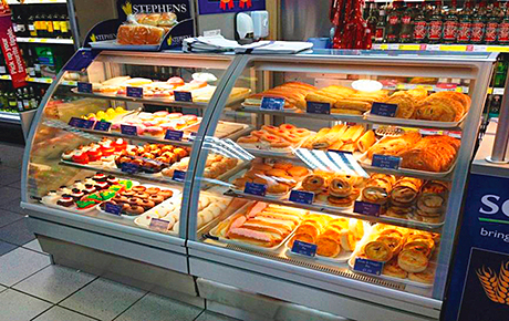 Shoppers Food Bakery Cakes
