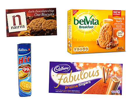 Lunchtime The Biscuit Big Break Scottish Grocer Convenience Retailer