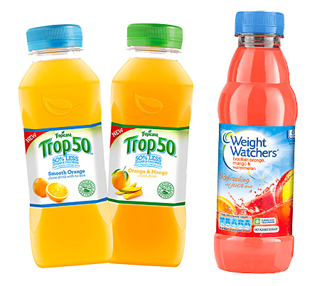 nutrition drinks