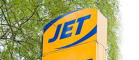 Jet off for an Easter break