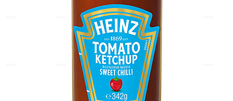 Sweet heat – Heinz launches new flavour