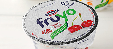 Protein hit – Fage launches Fruyo