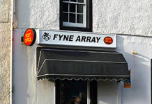 INVERARAY Post Office and Store in Inveraray, in Argyll & Bute, under the ownership of a husband and wife team since 1996, is to be taken over by a buyer from Suffolk, England after being sold through business agent Bruce & Co.
