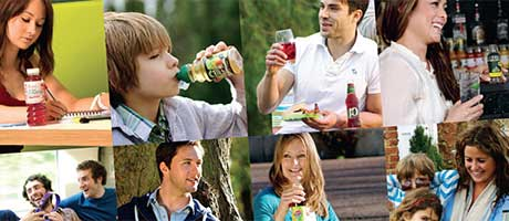 Soft drinks value touching £10bn