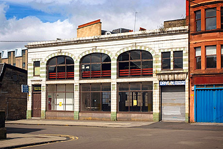 12c 0513 scottish grocer convenience retailer for The garage glasgow