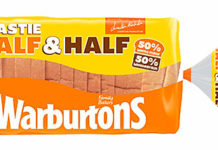 BREAD brand Warburtons is the UK's most chosen brand among fast-moving consumer goods, and it heads a first-ever top 10 of the chosen ones in which British brands take six places.