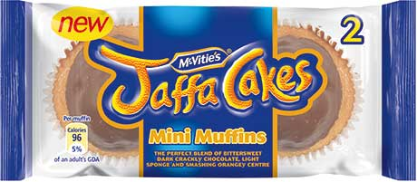 McVitie's drives its minis