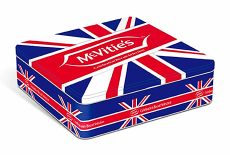 Royal appointments – United biscuits