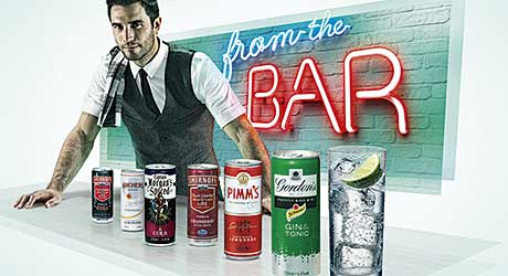 Serving the big night bar – essential drinks
