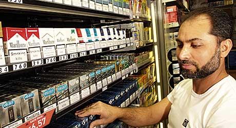 Dark opportunities – essential tobacco