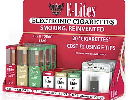 A growing option – essential e-cigs