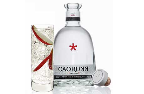 Do try this at home – Caorunn gin