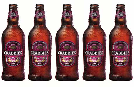 Crabbie's gingers up its flavour range