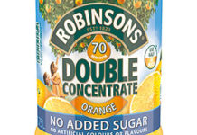 ROBINSONS, the UK's favourite squash brand, according to Nielson Scantrack, has a new TV advert for 2013