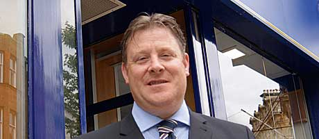 Chisholm to Stephens, new sales director at Dunfermline bakery