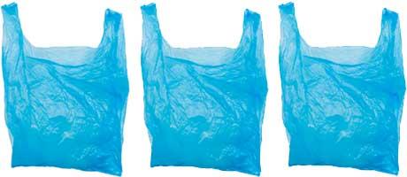 12 carrier bags each a month, shopper use still high
