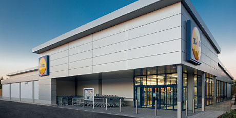 Development drive – Lidl to spend £30m on Scottish push