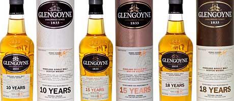 Glengoyne moves into its twenties