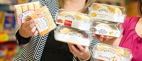 Added to the list – Biscuit firm expands availability