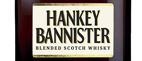 Blast from the past – Hankey Bannister whisky