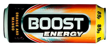 PMP leads on new 500 Boost cans range