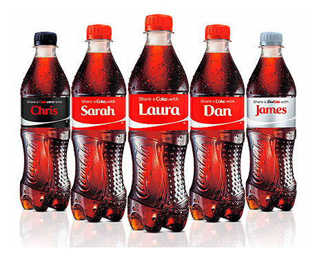 Name your own – Tour for Coca-Cola