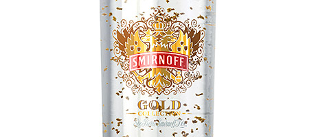 The golden shot – Diageo push new Smirnoff variant