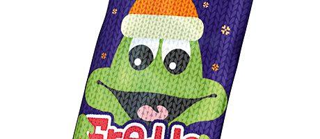 Sweets giants set festive tastes