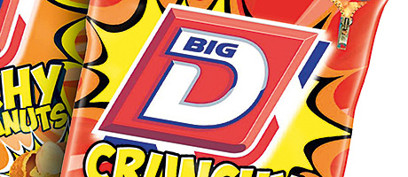 Check your nuts – Big D supports cancer charity