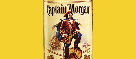 Captain's new look – Sir Henry Morgan