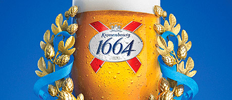 Down on the farm – Kronenbourg 1664