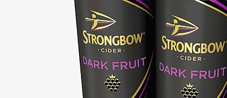 No 9 drinks brand's dark entry