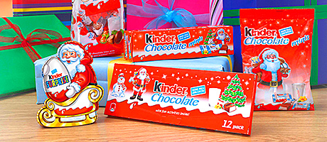 How to keep Santa sweet