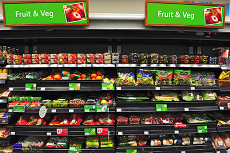 Growing symbols beat grocer giants