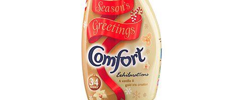Comfort and joy – Unilever launch Exhilarations