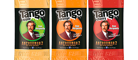 Tango lays anchor – Paramount Pictures promotion