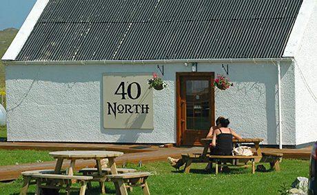 Food life begins at 40 for award winning store