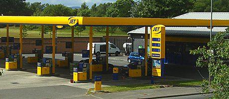 Fuel brand adds five sites