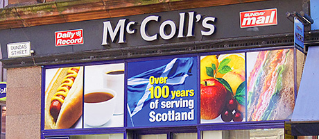 McColl's group to come to market