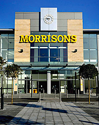 Morrisons was the big loser among the giant grocers over the Christmas period. Kantar Worldpanel's total till roll figures showed it down 1% on the previous year. Nielsen had it down 2%. Morrisons own figures showed its like-for-like sales down 5.6%.