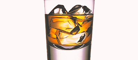 Global whisky sales up