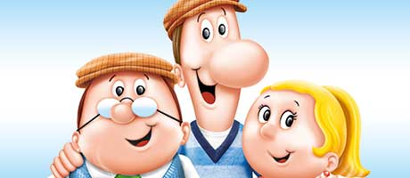 We've missed them, Tea Folk make TV return