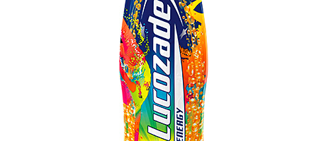 We have kick-off – Lucozade