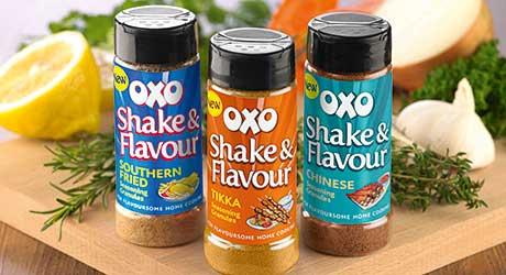 Oxo shakes up seasoning