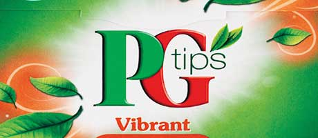 PG tips spice up life